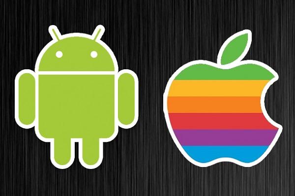 androıd ve apple
